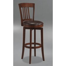 "<strong>Hillsdale Furniture</strong> Canton 24.5"" Swivel Bar Stool"