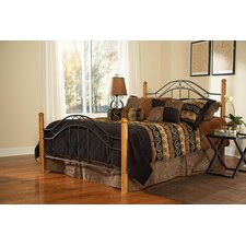 <strong>Hillsdale Furniture</strong> Winsloh Metal Bed