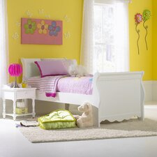 <strong>Hillsdale Furniture</strong> Lauren Sleigh Bedroom Collection