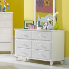 Lauren 6-Drawer Dresser