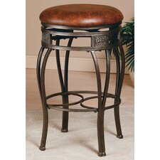 Swivel Bar Stool - Montello Backless 30""