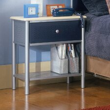Universal Youth 1 Drawer Nightstand