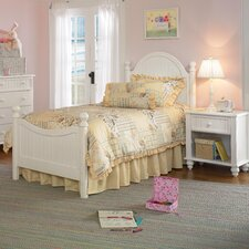 <strong>Hillsdale Furniture</strong> Westfield Youth Sculpted Panel Bedroom Collection