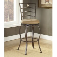 "Marin 30"" Swivel Bar Stool with Cushion"