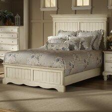 Wilshire Panel Bed