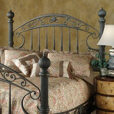 <strong>Hillsdale Furniture</strong> Chesapeake Metal Headboard