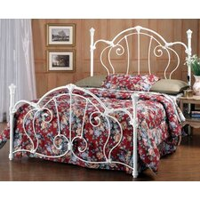 <strong>Hillsdale Furniture</strong> Cherie Metal Bed