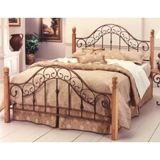 <strong>Hillsdale Furniture</strong> San Marco Bed
