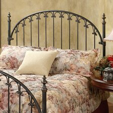 Kirkwell Metal Headboard