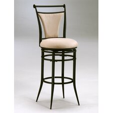 "Cierra 30"" Swivel Bar Stool with Cushion"