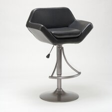 "<strong>Hillsdale Furniture</strong> Valencia 24"" Swivel Bar Stool with Cushion"