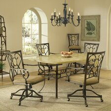 <strong>Hillsdale Furniture</strong> Brookside 5 Piece Dining Set