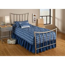 <strong>Hillsdale Furniture</strong> Eva Metal Bed