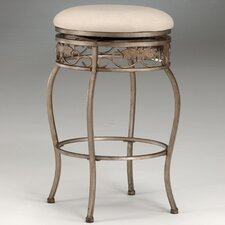"Bordeaux 30"" Backless Swivel Bar Stool"
