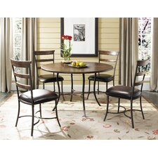 <strong>Hillsdale Furniture</strong> Cameron 5 Piece Dining Set