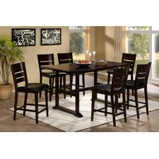 Whitfield 7 Piece Counter Height Dining Set