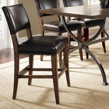 "<strong>Hillsdale Furniture</strong> Cameron 26"" Bar Stool (Set of 2)"