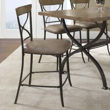 "<strong>Hillsdale Furniture</strong> Charleston 26"" Bar Stool (Set of 2)"