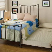 Edgewood Twin Bed with Trundle