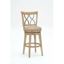 "Reydon 26"" Swivel Bar Stool with Cushion"