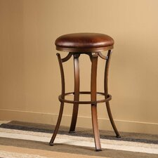"Kelford 26"" Swivel Bar Stool with Cushion"