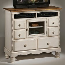 "<strong>Hillsdale Furniture</strong> Wilshire 45"" TV Stand"