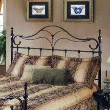 <strong>Hillsdale Furniture</strong> Bennett Metal Headboard