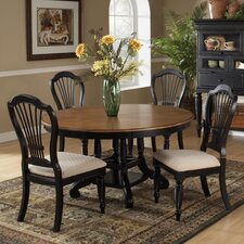 <strong>Hillsdale Furniture</strong> Wilshire 5 Piece Dining Set