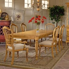 <strong>Hillsdale Furniture</strong> Wilshire Dining Table