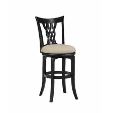 "Embassy 30"" Swivel Bar Stool"