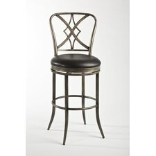 "Jacqueline 26"" Swivel Bar Stool"