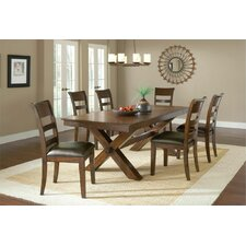 <strong>Hillsdale Furniture</strong> Park Avenue 7 Piece Dining Set