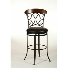 "<strong>Hillsdale Furniture</strong> Dundee 26"" Bar Stool"
