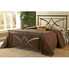 Marquette Metal Bed