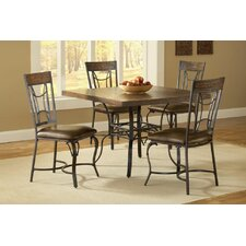 <strong>Hillsdale Furniture</strong> Granada 5 Piece Dining Set