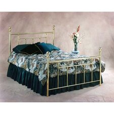 <strong>Hillsdale Furniture</strong> Chelsea Metal Bed