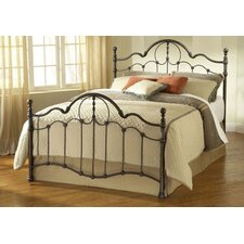 Venetian Metal Bed