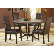 <strong>Hillsdale Furniture</strong> Monaco 5 Piece Dining Set