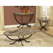 <strong>Hillsdale Furniture</strong> Monaco Coffee Table Set