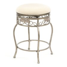 "Bordeaux 26"" Swivel Bar Stool with Cushion"
