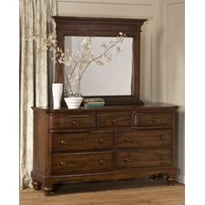 Hamptons 7 Drawer Dresser