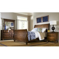 Hamptons Sleigh Bedroom Collection