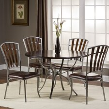 <strong>Hillsdale Furniture</strong> Sarasota 5 Piece Dining Set