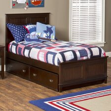 Nantucket Panel Bed