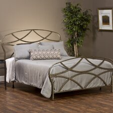 <strong>Hillsdale Furniture</strong> Landon Metal Bed