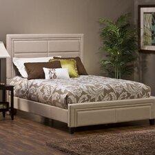 Kiki Panel Bed