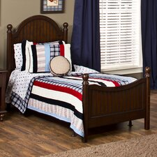 Westfield Panel Bed
