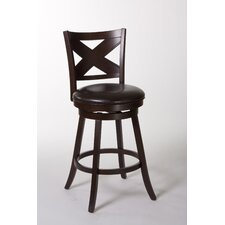 "<strong>Hillsdale Furniture</strong> Ashbrook 31"" Swivel Bar Stool"