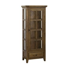 <strong>Hillsdale Furniture</strong> Tuscan Retreat Display Cabinet