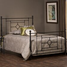 Cameron Metal Bed